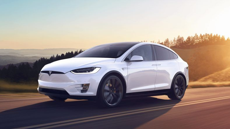 Tesla range comparison for Model S and Model X