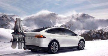 preheat Tesla battery
