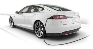 Tesla Battery capacity