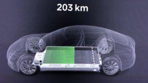 Decode Tesla battery type number