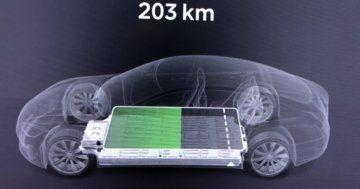 Tesla battery type