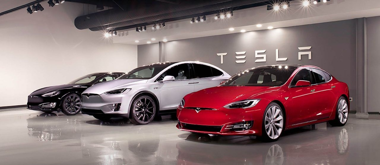 Overview of Tesla pre-owned car inventory sources (CPO)