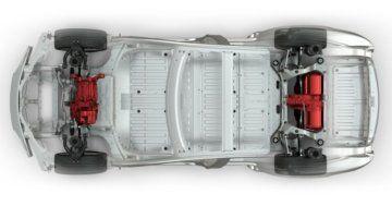 Tesla Parts Catalogue