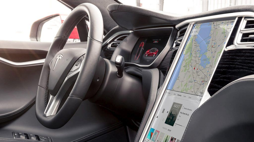 Model S and Model X : Tesla MCU differences
