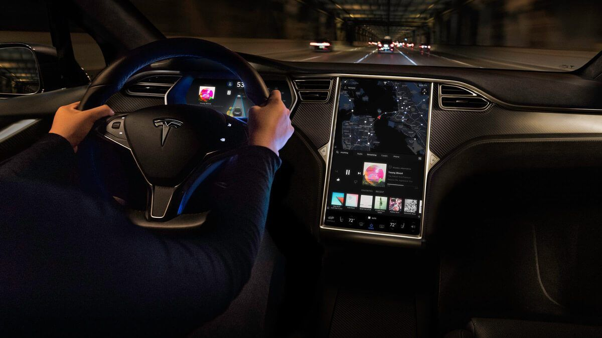 HowTo Reboot The Tesla Screen? The Reset Explained