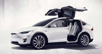 Tesla locked out