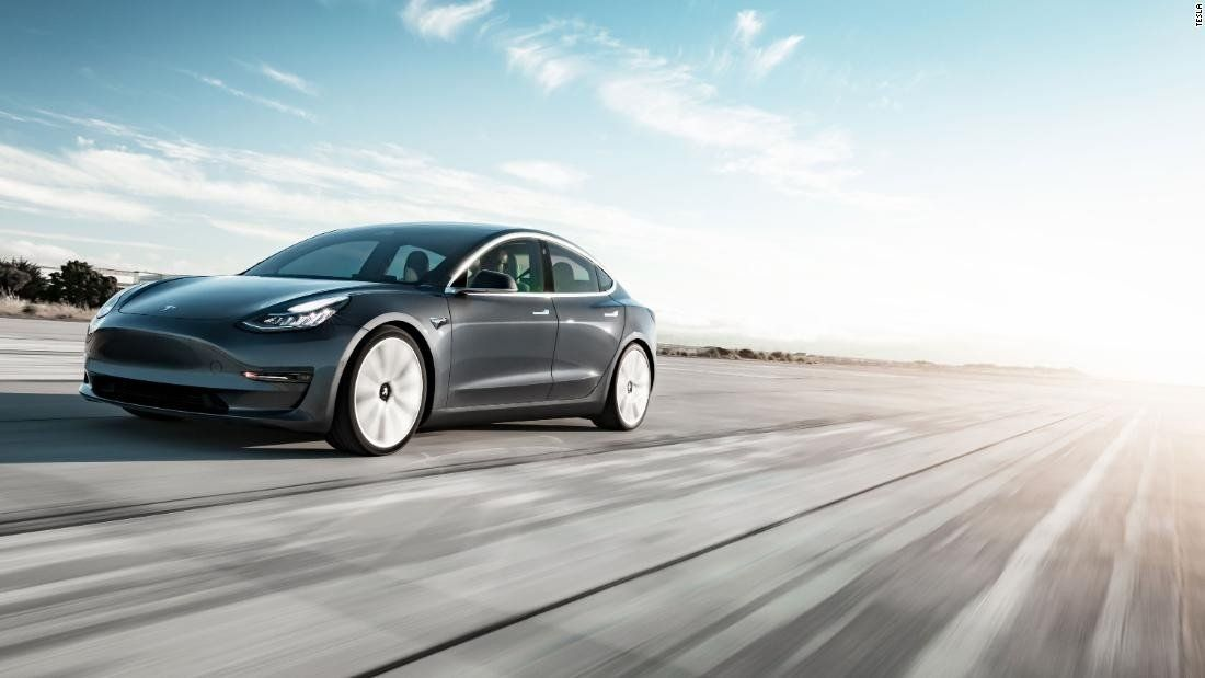 "How ""clean"" is a Tesla with zero emissions?"