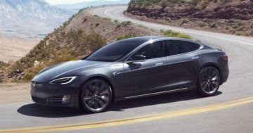 Tesla Facelift differences