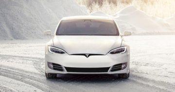 Tesla ventilation back
