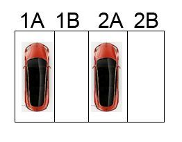 Tesla Supercharger Platz