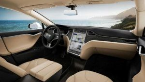 What is the Tesla Tech package?