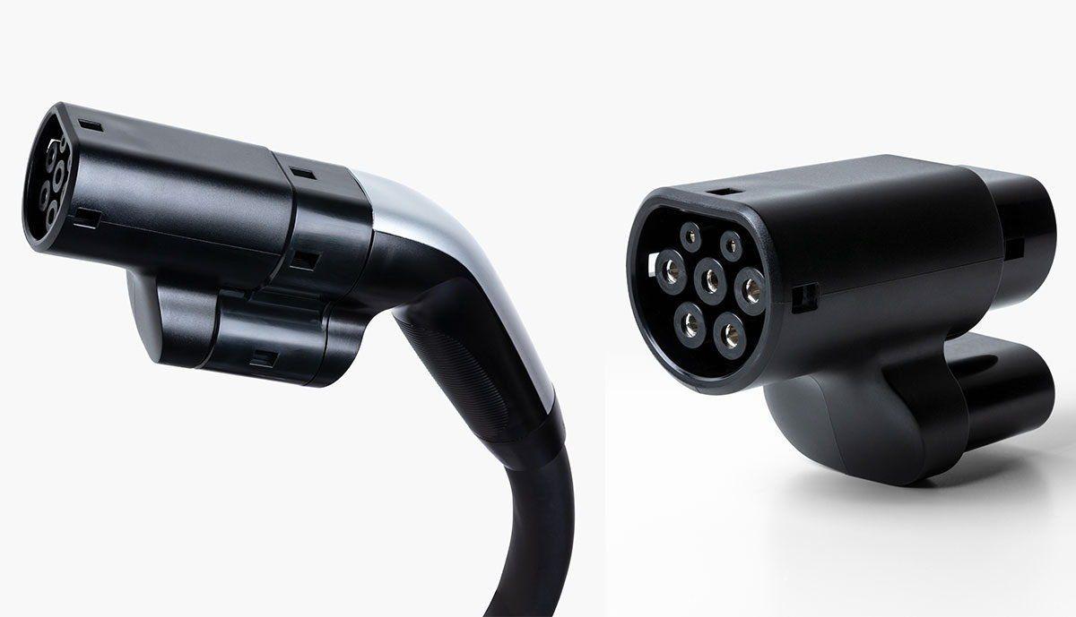 Tesla CCS Adapter retrofit for Model S and X