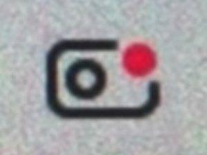 Tesla Dashcam Icon
