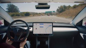 How does Tesla NoA (Navigate On Autopilot) work?