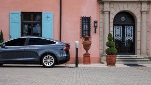 Find a Hotel with EV charging stations