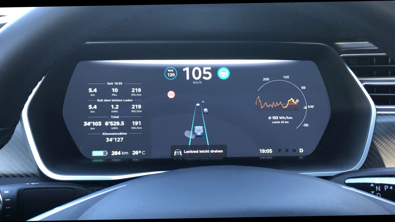 prevent Tesla steering wheel nag