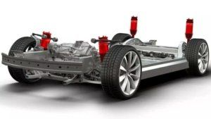 Tesla air suspension. Which vehicles have one?
