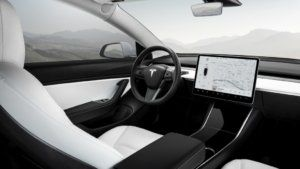 Tesla Model 3 vehicle configurations overview