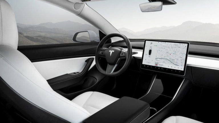 Tesla Model 3 vehicle configurations
