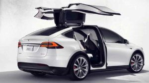 Tesla Model X vehicle configurations overview