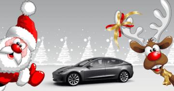 Tesla Christmas Gifts