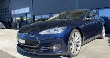 Tesla ModelS PreFacelift LTE Upgrade