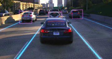 Tesla Autopilot upgrade