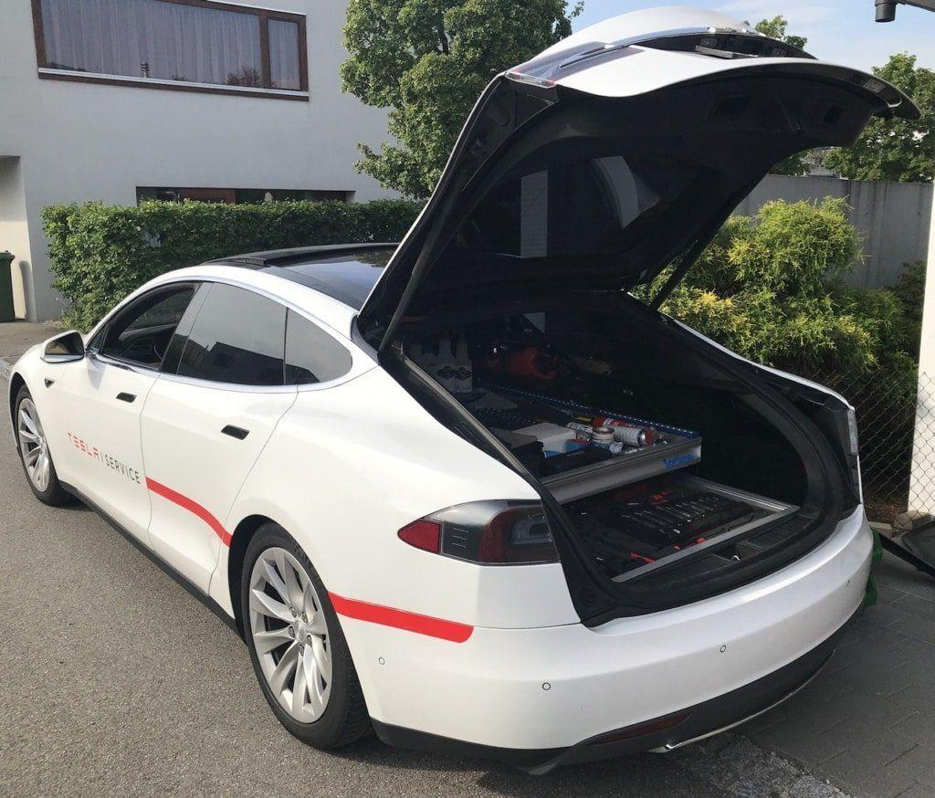 Tesla Mobile Ranger Service