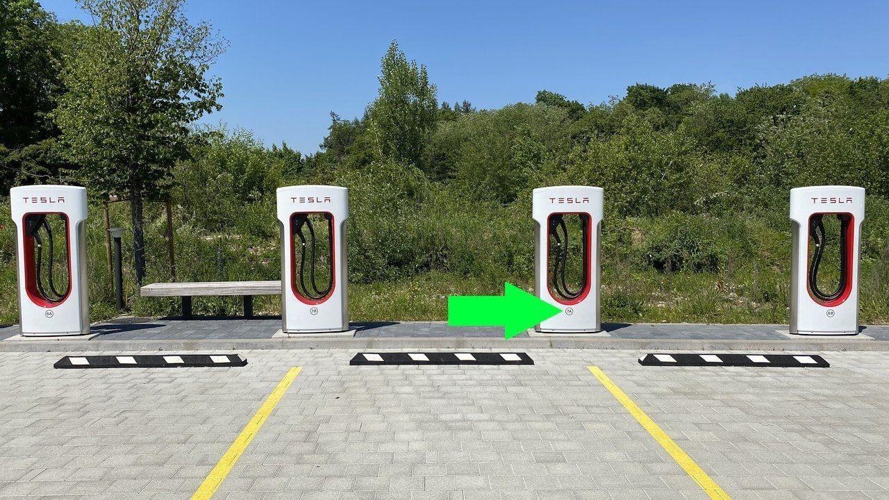 Tesla Supercharger time
