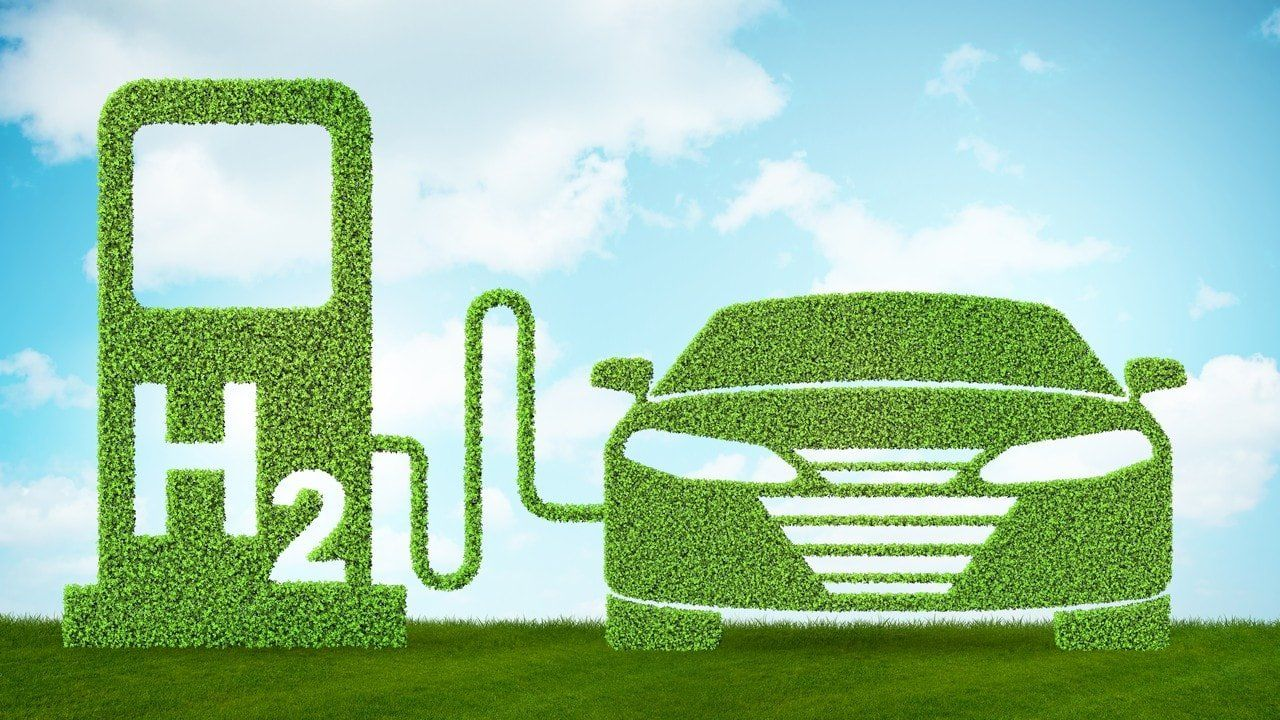 Hydrogen or electric driving