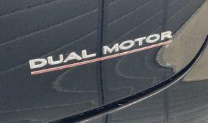 Tesla Performance Badge