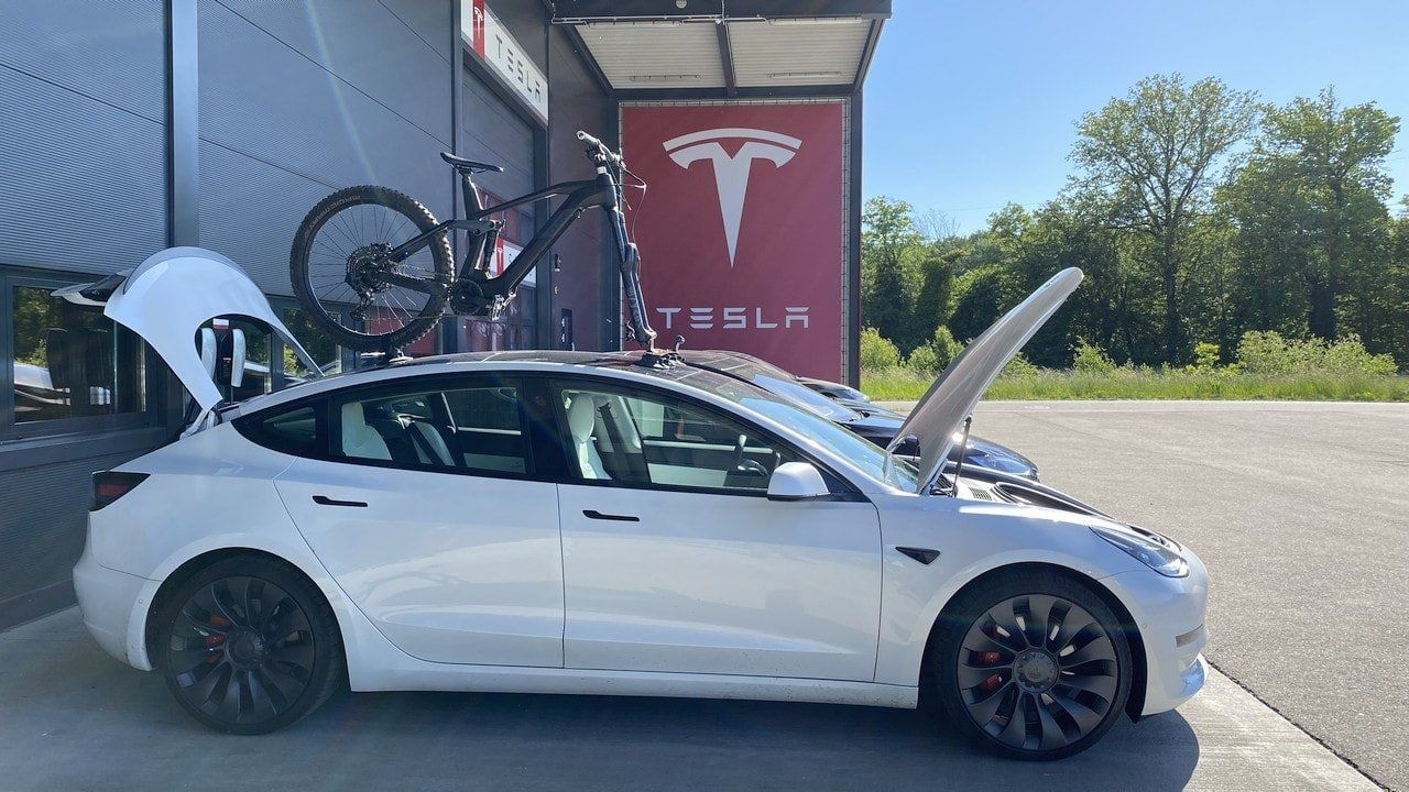 Tesla Roof Rack Model 3 Model S Model X