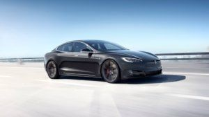 Tesla Model S versions and battery sizes