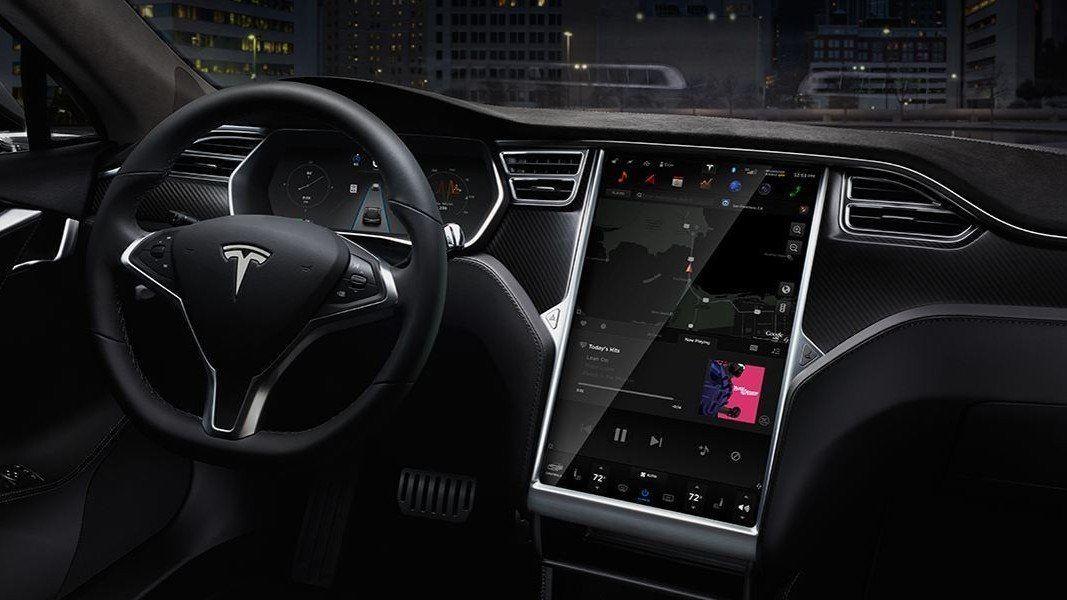 Tesla MCU Upgrade
