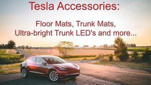 Tesla Accessories