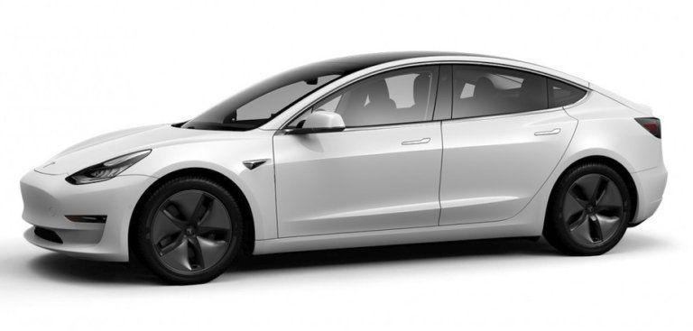 Tesla Model 3 Short Range pre-facelift