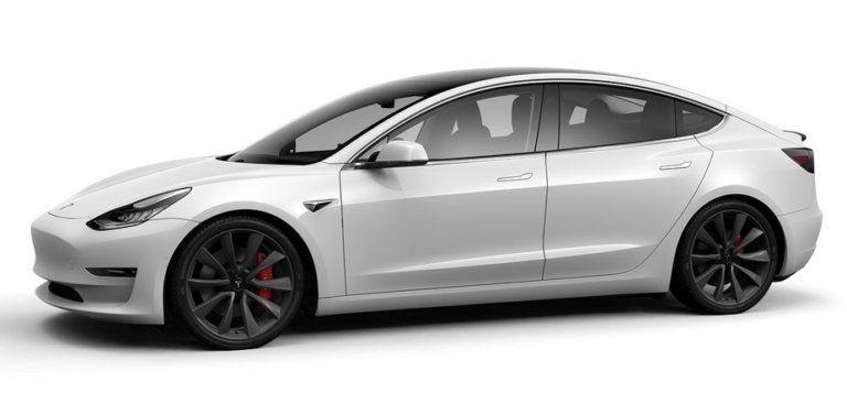 Tesla Model 3 Performance pre-facelift